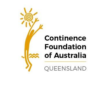 Continence Foundation Logo Queensland