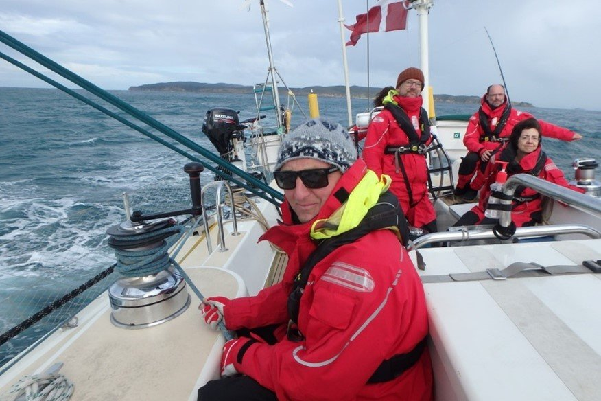 Andrew Potter Sailing