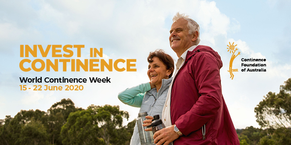 Invest in Continence, World Continence Week 2020