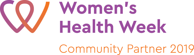 Womens Health Week CommunityPartner 2019